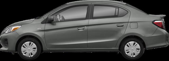 2021 Mitsubishi Mirage G4 Sedan Carbonite Edition