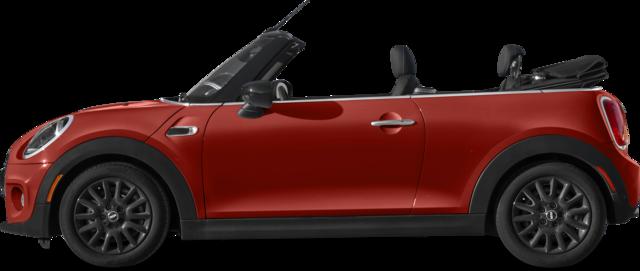 2021 MINI Convertible Convertible Cooper