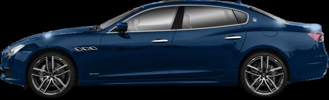 2021 Maserati Quattroporte Sedan S Q4
