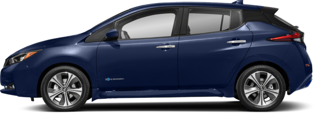 2021 Nissan LEAF Hatchback S PLUS