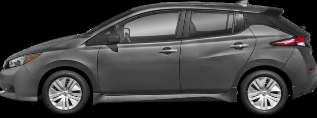 2021 Nissan LEAF Hatchback S PLUS
