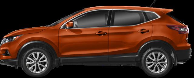 2021 Nissan Rogue Sport SUV SV