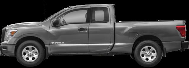 2021 Nissan Titan Truck S