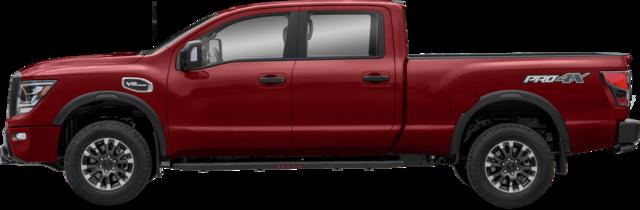 2021 Nissan Titan XD Truck PRO-4X
