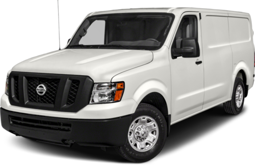 2021 Nissan NV Cargo NV1500 Van