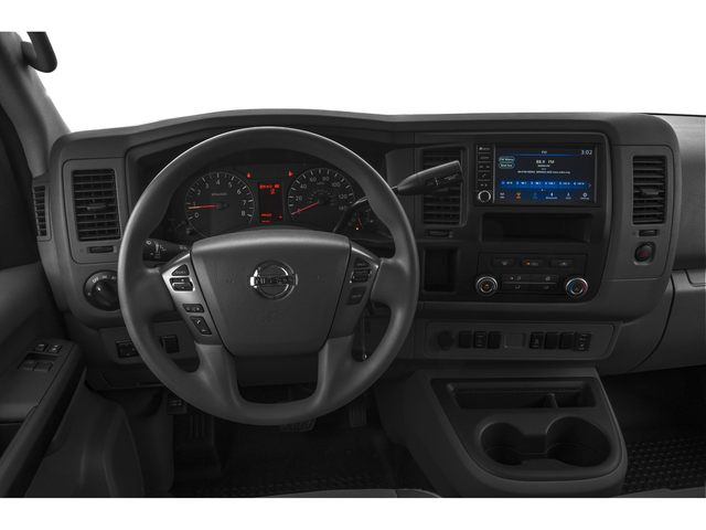 2021 Nissan NV Cargo NV2500 HD Van