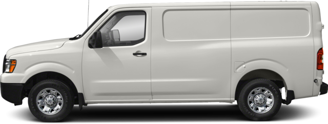 2021 Nissan NV Cargo NV2500 HD Van SV V8
