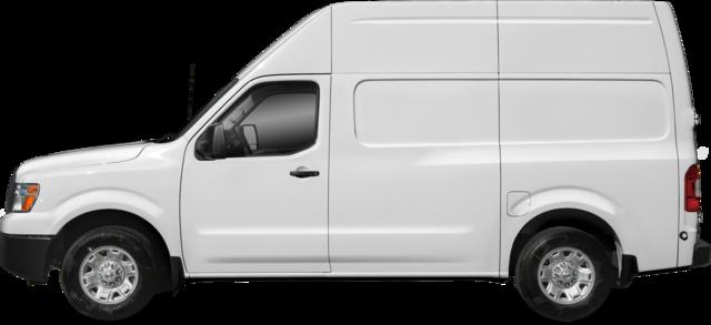 2021 Nissan NV Cargo NV2500 HD Van S V6