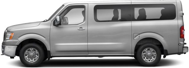 2021 Nissan NV Passenger NV3500 HD Van SV V6