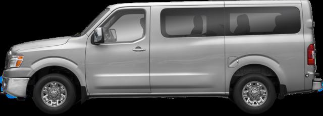 2021 Nissan NV Passenger NV3500 HD Van SL V8