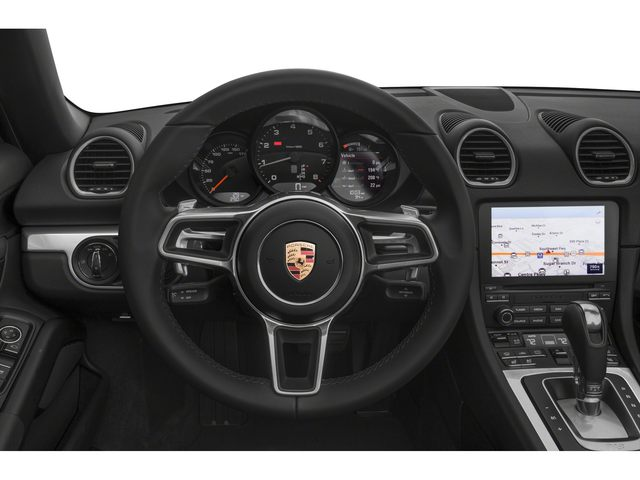 2021 Porsche 718 Boxster Cabriolet