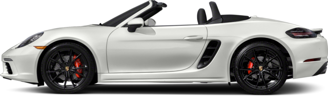 2021 Porsche 718 Boxster Cabriolet S