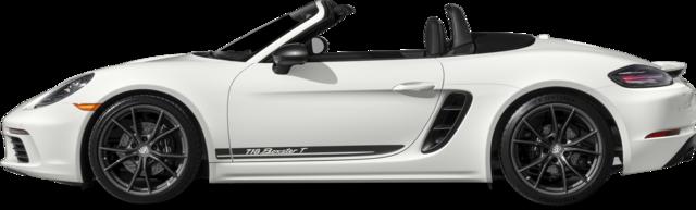 2021 Porsche 718 Boxster Cabriolet T