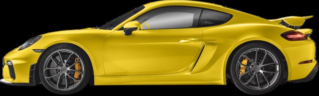 2021 Porsche 718 Cayman Coupe T