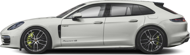2021 Porsche Panamera E-Hybrid Sport Turismo Wagon Turbo S