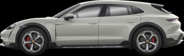 2021 Porsche Taycan Cross Turismo Wagon Turbo S