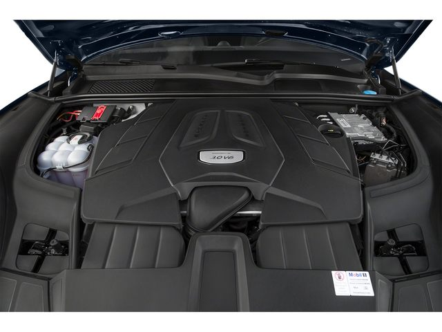 2021 Porsche Cayenne Engine
