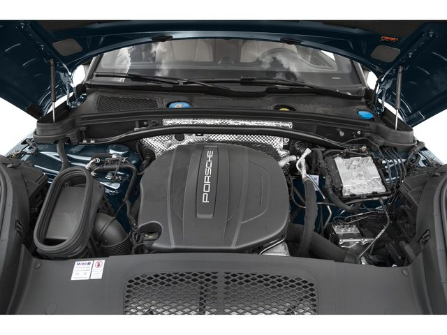 2021 Porsche Macan Engine