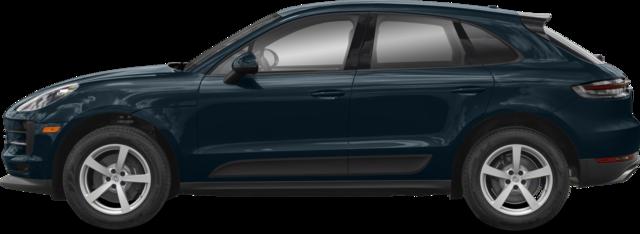 2021 Porsche Macan SUV Turbo