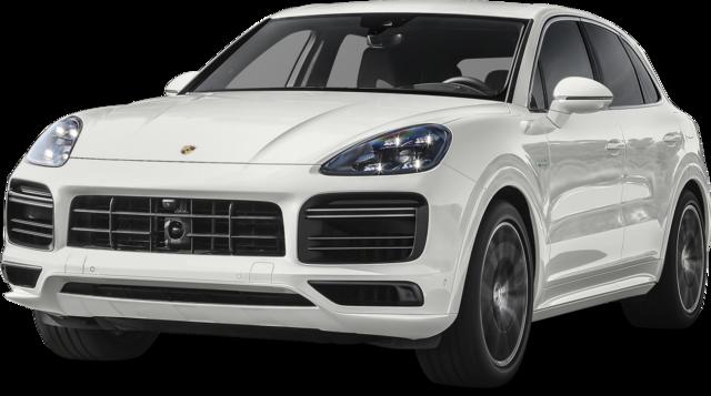 2021 Porsche Cayenne E-Hybrid SUV Turbo S