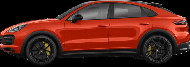2021 Porsche Cayenne Coupe SUV S