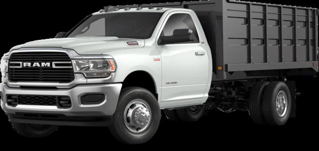 2021 Ram 3500 Chassis Truck Tradesman/SLT