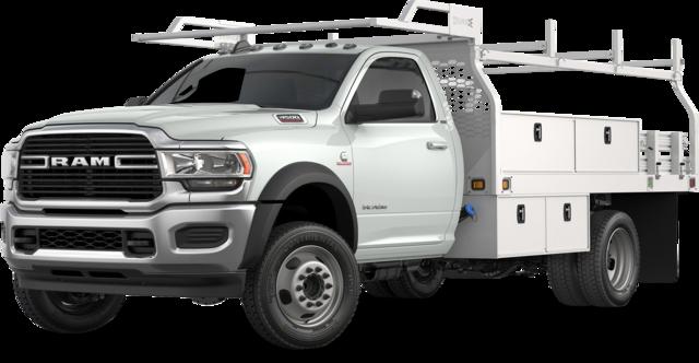 2021 Ram 4500 Chassis Truck Tradesman/SLT