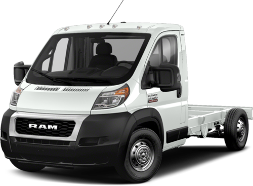 2021 Ram ProMaster 3500 Cab Chassis Truck