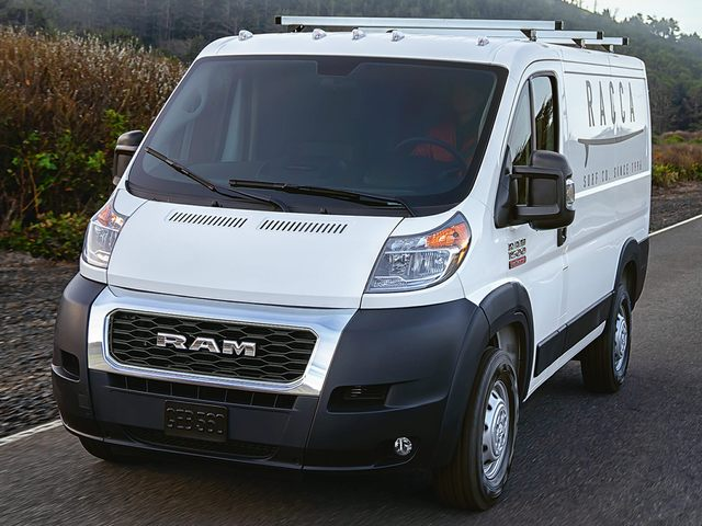 2021 Ram ProMaster 1500 Van
