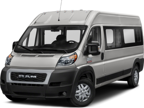 2021 Ram ProMaster 2500 Window Van