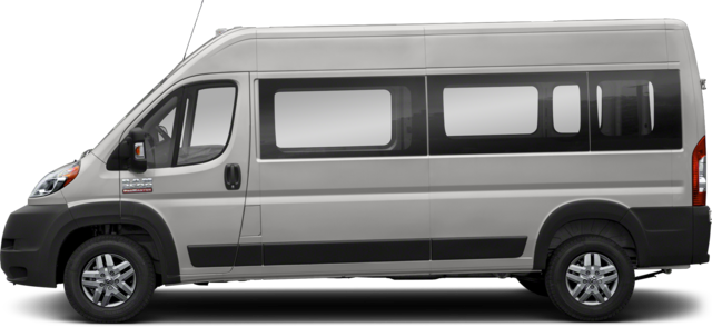 2021 Ram ProMaster 2500 Window Van High Roof