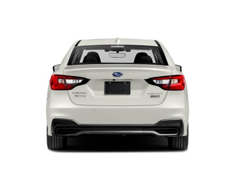 New Ice Silver 2021 Subaru Legacy Sport for Sale near ...
