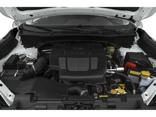2021 Subaru Forester Engine