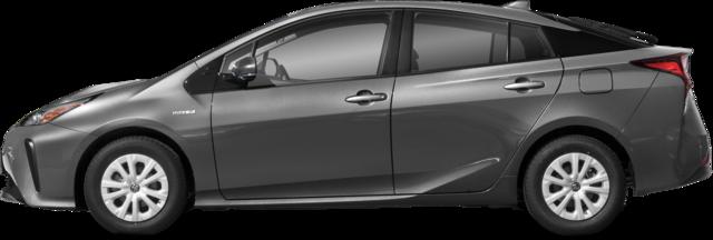 2021 Toyota Prius Hatchback XLE