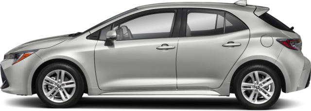 2021 Toyota Corolla Hatchback Hatchback SE