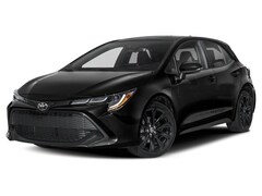 New 2021 Toyota Corolla Hatchback Nightshade Hatchback in Lufkin, TX