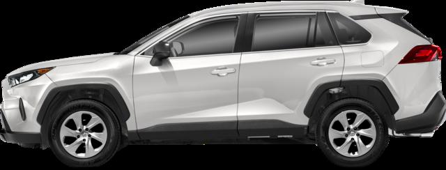 2021 Toyota RAV4 SUV LE