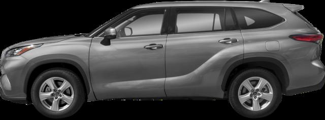 2021 Toyota Highlander SUV LE