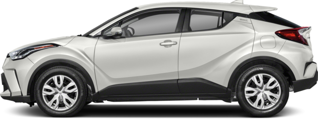 2021 Toyota C-HR SUV Limited