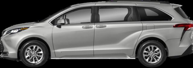 2021 Toyota Sienna Van XLE 7 Passenger