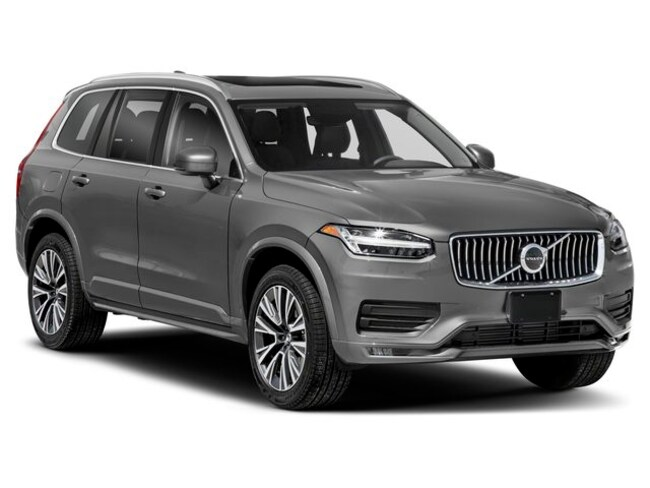 new 2021 volvo xc90 for sale at crest cars  vin