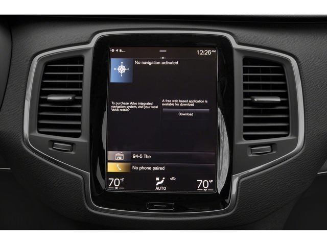 2021 Volvo XC90 Dashboard