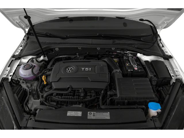 2021 Volkswagen Golf GTI Engine
