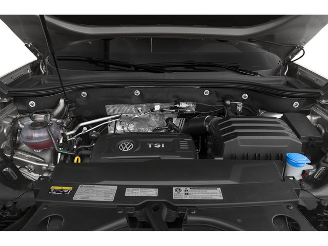 2021 Volkswagen Atlas Cross Sport Engine