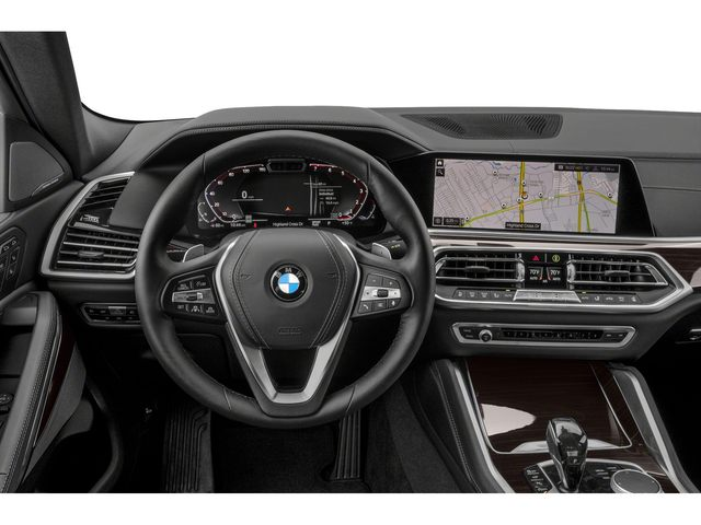 2022 BMW X6 Sports Activity Coupe