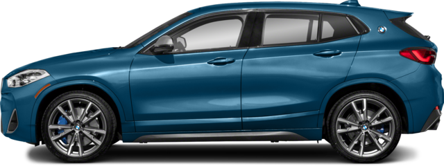 2022 BMW X2 Sports Activity Coupe M35i