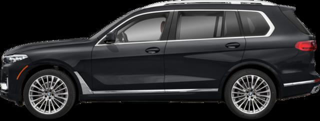 2022 BMW X7 SAV M50i