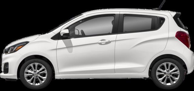2022 Chevrolet Spark Hatchback LT w/1LT Manual