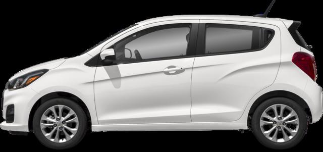 2022 Chevrolet Spark Hatchback ACTIV Manual