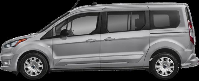 2022 Ford Transit Connect Wagon XLT w/Rear Liftgate